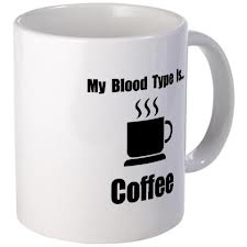 Coffee blood type